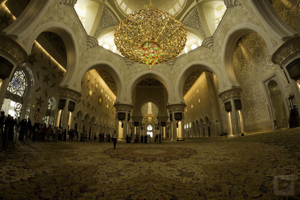 Abu Dhabi, Emiratos