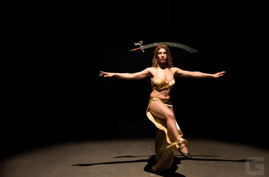 """""""Nada"""" evento de danza árabe en el MAM"""