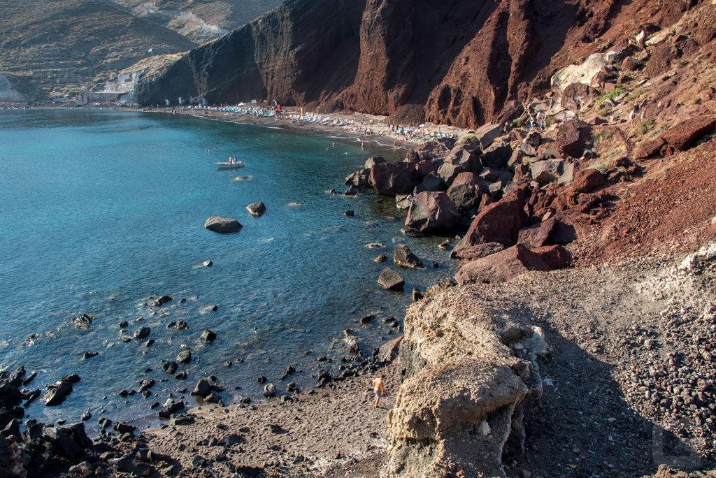 Red Beach, Grecia